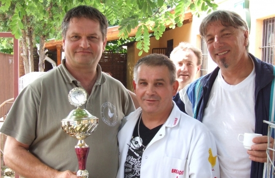 Budapesti területi találkozó 2013